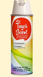 Touch of scent copy